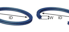 XRings / Quad Rings standard specifications