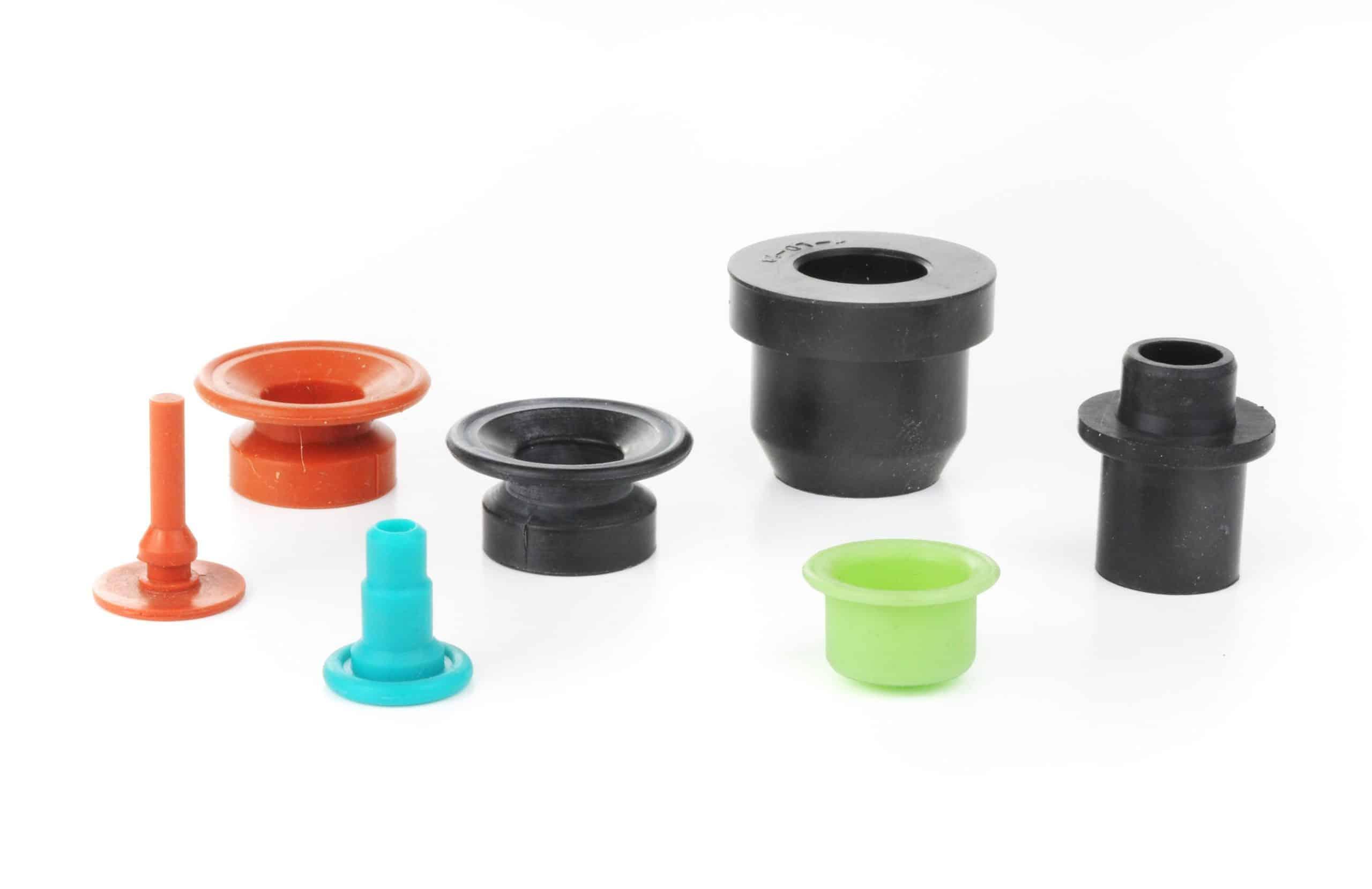 custom shapes sealing and parts