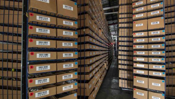 warehouse storage ISO2230