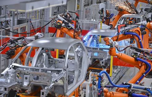 Automotive industry solutions and parts