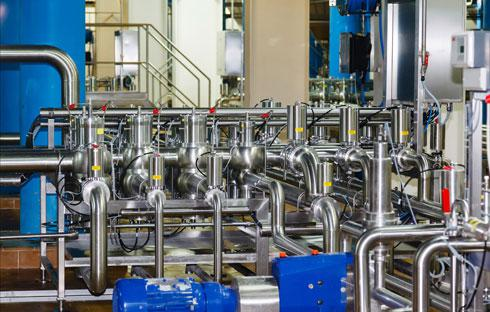 Food production and processing gear, gaskets and sealing solutions