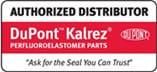 DuPont™ Kalrez™sealing parts provide